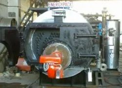 Oil & Gas Fired 1.5 TPH Steam Boiler IBR Approved