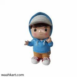 Cute Boy Statue