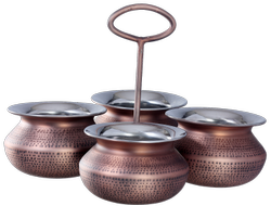Copper/Smokey Copper SS HMRD Mutki/Casserole Saagdaan