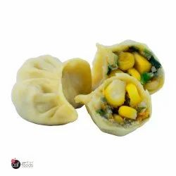 Corn Momos, 500 Gms, Packaging Type: Freezer Safe Ld Cover