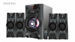 Aparnasonic Black AS-HULK 841 4.1 Channel Multimedia Speaker,, 200w Rms