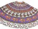 Casual Ladies Cotton Skirt