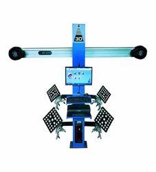 SK-WA-16 3D Wheel Aligner