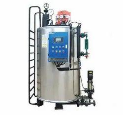 Diesel Fired 400 Kg/Hr Steam Boiler