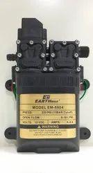 10 LPM 220 PSI Earthmax Double Motor Pump