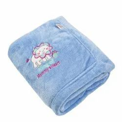 Super Soft Flannel Double Blanket Gift Pack