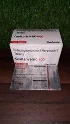 N Acetylcysteine Effervescent Tablets