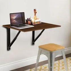KAWACHI LAPTOP FOLDING SHELF/STUDY TABLE/WORK TABLE/LAPTOP TABLE, FOLDING SHELF WALL MOUNTED KW55