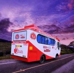 Remi Blood Collection Transportation Van