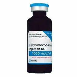 Hydroxocobalamin (1000mcg/ml) Injection