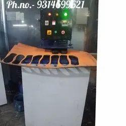 JDI Chappal Making Machine