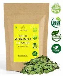 A D Food & Herbs Organic Moringa / Drumstick Plant / Moringa Oleifera Dried Leaves
