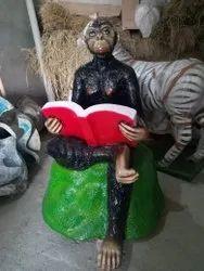Monkey Animal Statue