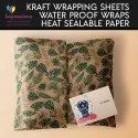 Kraft Waterproof Wrapping Paper