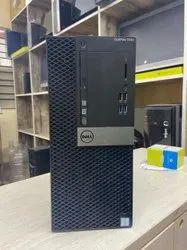 I5 Dell Optiplex 7040 Desktop, Hard Drive Capacity: 500gb, Tower