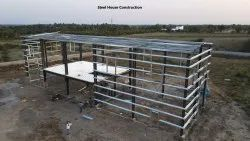 Steel House Construction