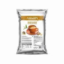 Amazon 3 In 1 Instant Ginger Flavor Tea Premix Powder