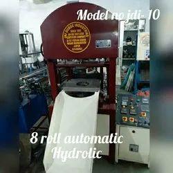 JDI Wrinkle Die Plate Making Machine