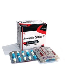 Amoxycillin 500 Mg Caps