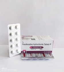 Fexofenadine Tablet 180mg