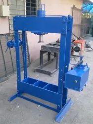 Hand Operated Hydraulic Press