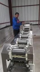 Polished Automatic Maggi Making Machine