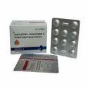 Serratiopeptidase Aceclofenac & Paracetamol Tablets