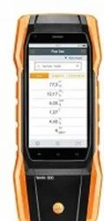 Testo 300 Flue Gas Analyser with Smart touch Technology