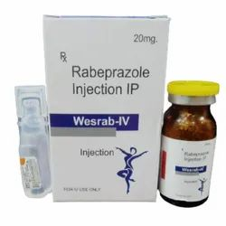 Rabeprazole 20mg Injection WESRAB IV