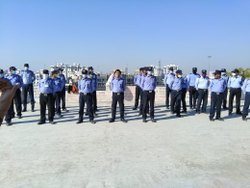 Security Services For Industrial Parties