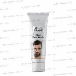 your brand Herbal Men Face Wash, Age Group: Adults, Packaging Size: 50ml