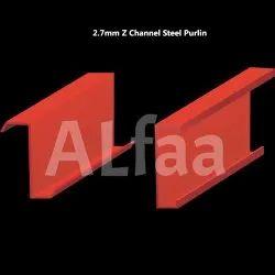 2.7mm Z Channel Steel Purlin