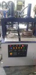 JDI Paper Double Die Dona and Thali Making Machine