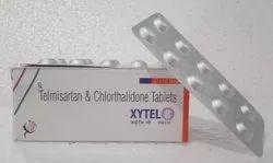Telmisartan  40 Mg +Chlorthalidone  12.5 mg