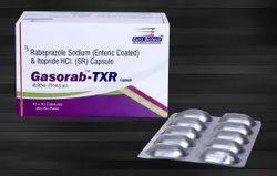 Enteric Coated Rabeprazole Sodium And Itopride Hydrochloride Sr Capsules