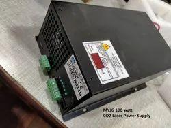 Co2 Laser Tube Power Supply 100watt