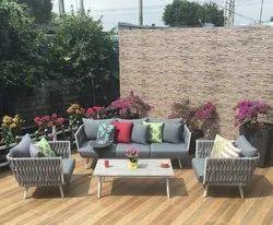 Outdoor Leisure Rope Sofa Set