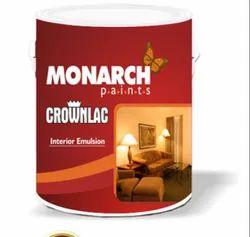 Monarch Crownlac Interior Emulsion Paint 4 ltr