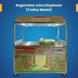 Commercial Sugarcane Juice Machine