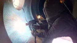 Thermal Spray Inconel Coating