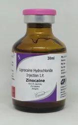 Lignocaine Hydrochloride Injection I P