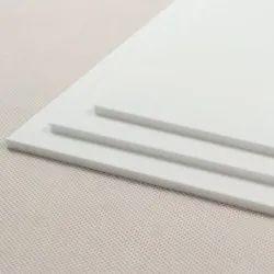 Matte White Acrylic Sheet