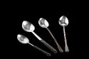 Copper Brass Chafing Spoons