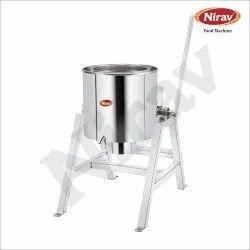 Hydro Dryer Oil Extractor Machine tilting type