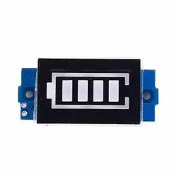 Unique India Sales 3S 18650 Li-Po Lithium Battery Capacity Indicator Module