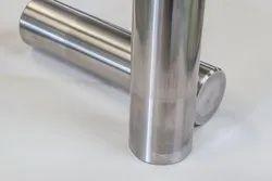 Tungsten Carbide Coating on Plunger