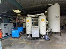 psa based medical oxygen generation plants