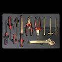 Non Sparking Tool Set 52 Pcs Toolkit