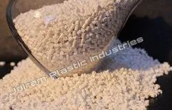 White Polypropylene Granules