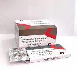 Amoxicillin & Potassium Clavulanate Tablet IP